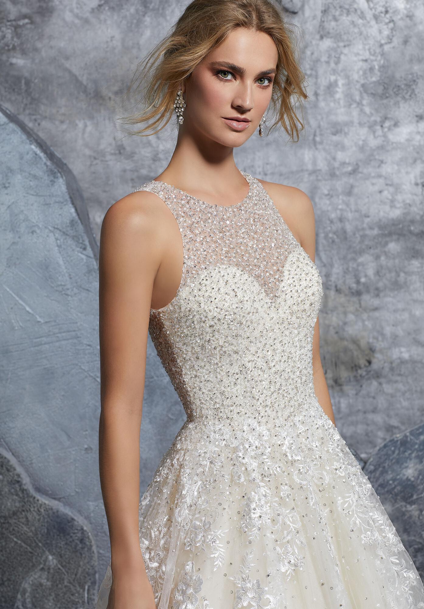8771fc110 Vestido de Noiva de Morilee - Kiara