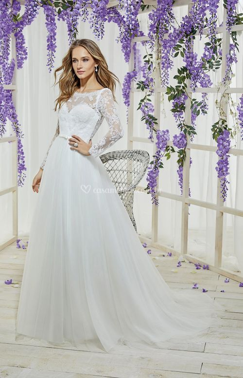 JFY 205-02, Just For You By The Sposa Group Italia