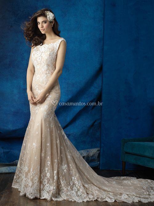9354, Allure Bridals