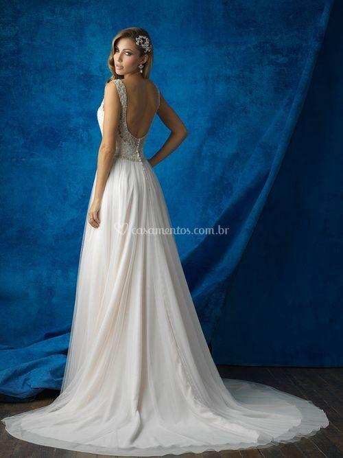 9373, Allure Bridals