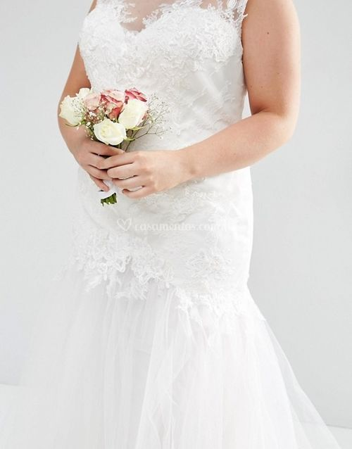 6466404, Asos Bridal