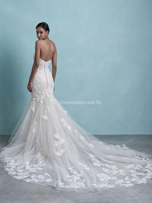 9756, Allure Bridals