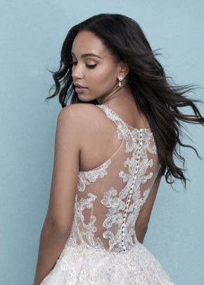 9775, Allure Bridals