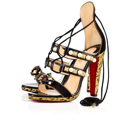 Tudor Sandal, Christian Louboutin
