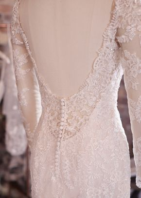 DUBLIN DETACHABLE LONG FITTED SLEEVES, Sottero and Midgley