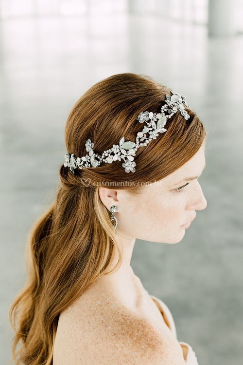 AMLE HALO, Maria Elena Headpieces