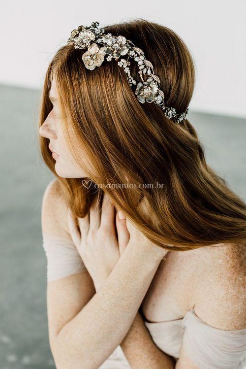BONNIE HEADPIECE, Maria Elena Headpieces