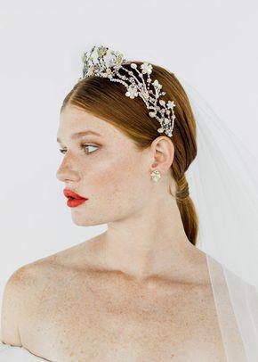 SAWYER CROWN, Maria Elena Headpieces
