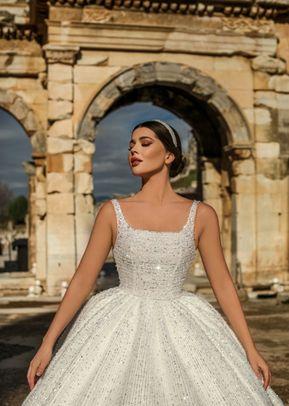 Crystal, Dovita Bridal