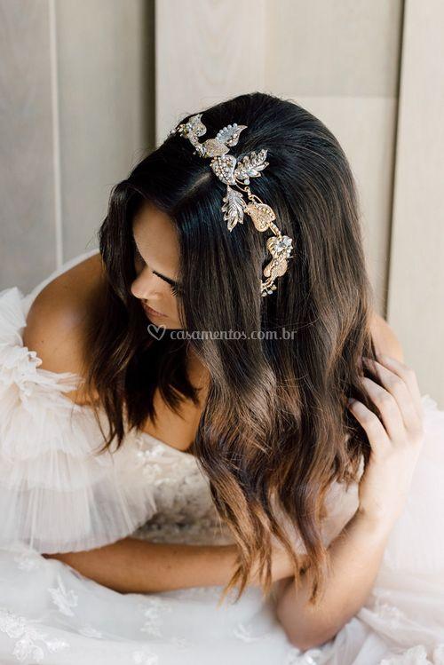 TRUE MOVABLE, Maria Elena Headpieces