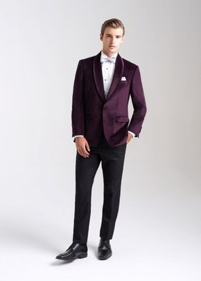 Aubergine Velvet, Allure Men