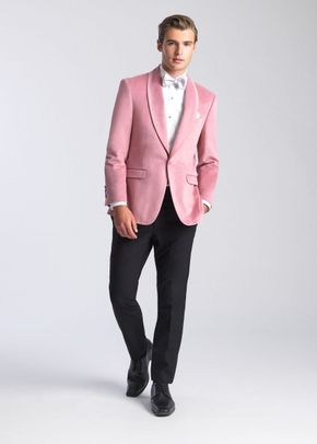 Dusty Rose Velvet, Allure Men