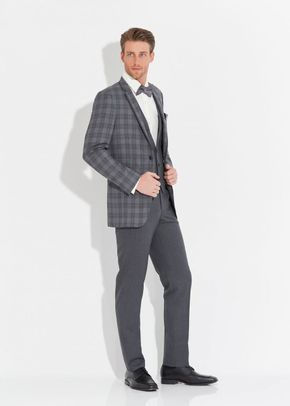 Plaid Sterling, Allure Men