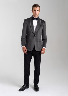Silver Gray Velvet, Allure Men