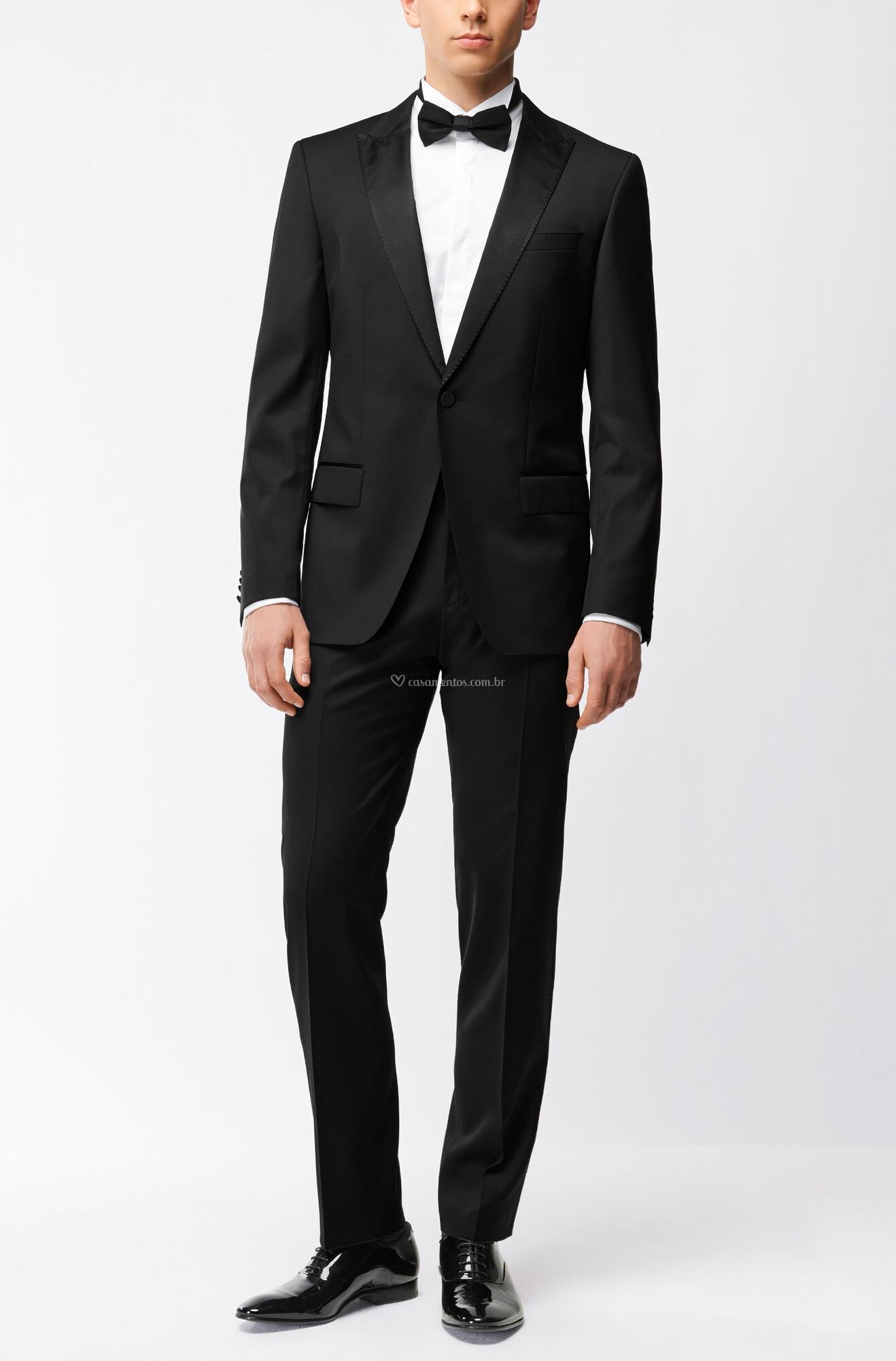 traje de noivo de hugo boss 50309476. Black Bedroom Furniture Sets. Home Design Ideas