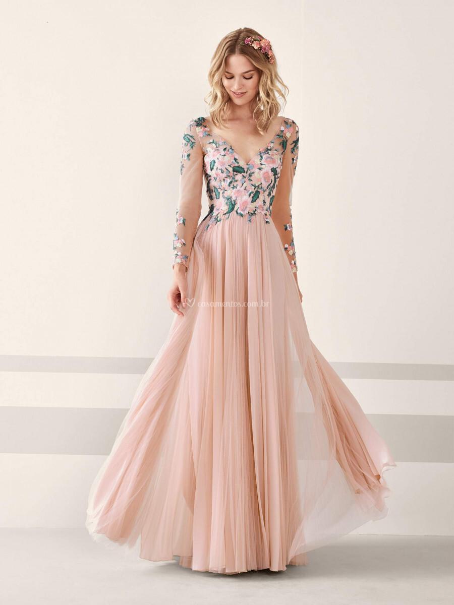 284cbbc49e Vestidos de Festa - 2019 - casamentos.com.br
