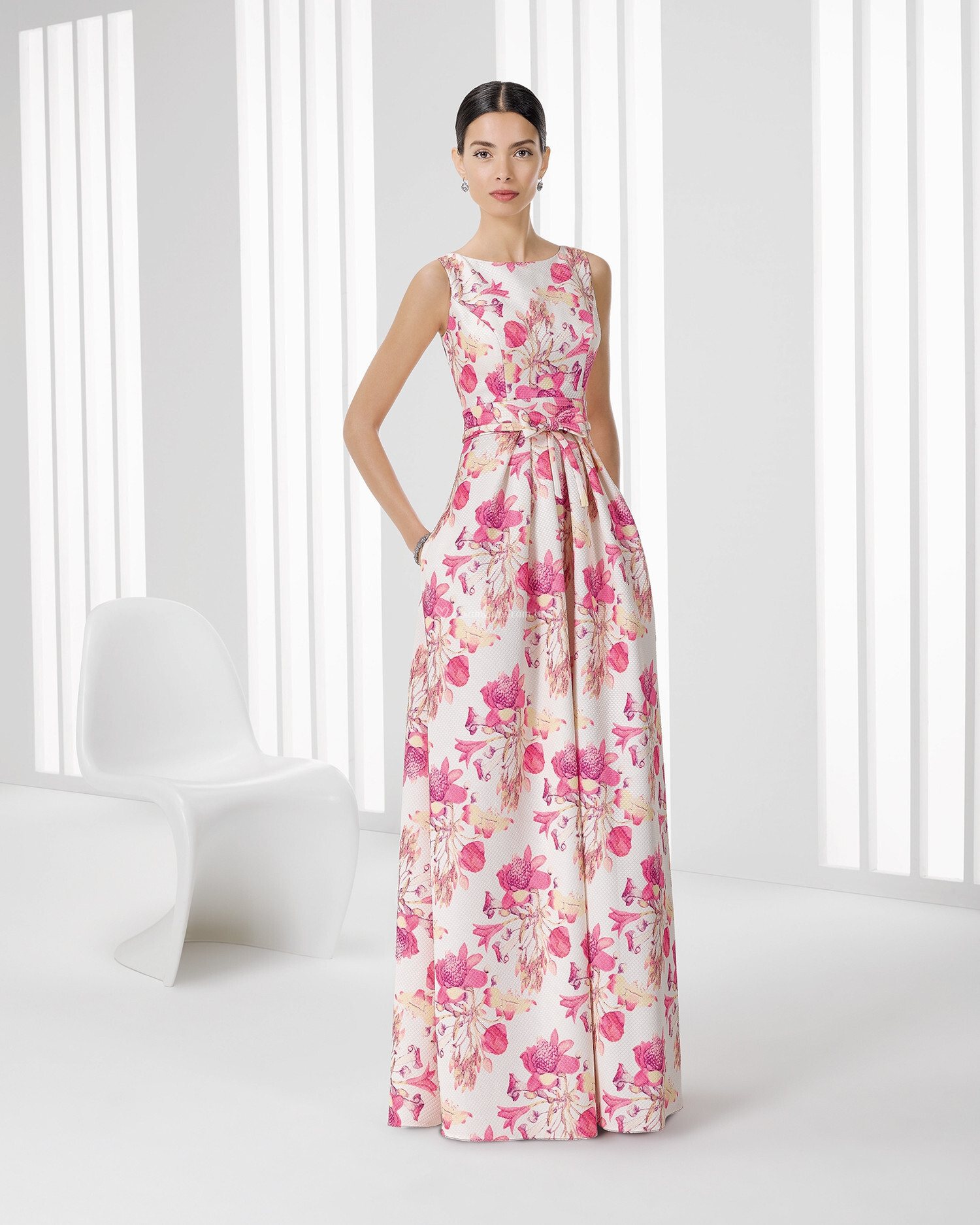 2016 9T129 COCKTAIL ROSA CLARA - Vestido de Festa - Rosa Clará