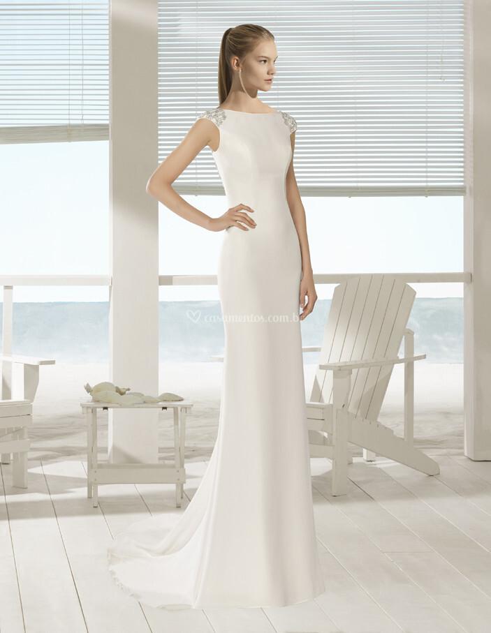 943885f92 Vestidos de Noivas Corte Sereia - Página 8 - casamentos.com.br