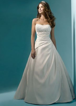 Style 1136, Alfred Angelo