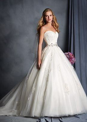 Style 2492, Alfred Angelo