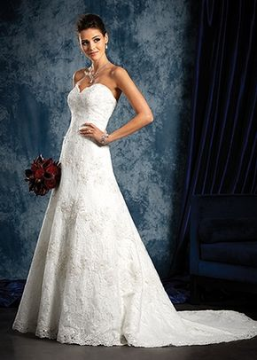 Style 801, Alfred Angelo