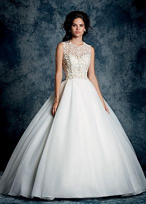 Style 950, Alfred Angelo