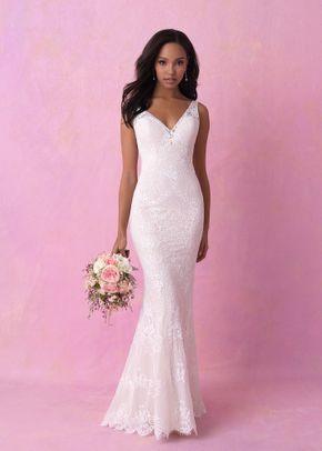 3160 , Allure Bridals