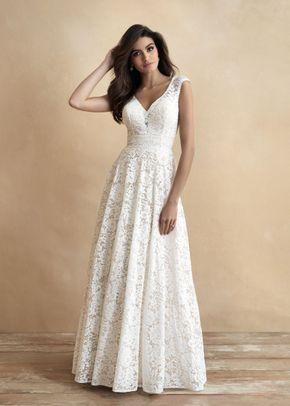 3312, Allure Bridals