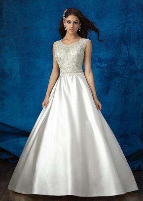 9357, Allure Bridals