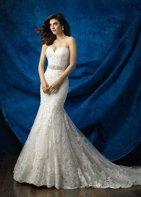 9368, Allure Bridals