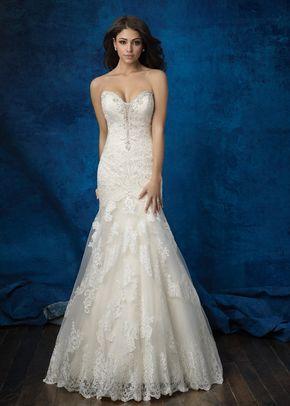 9376, Allure Bridals