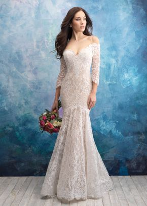 9551 , Allure Bridals