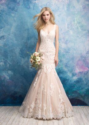 9562, Allure Bridals