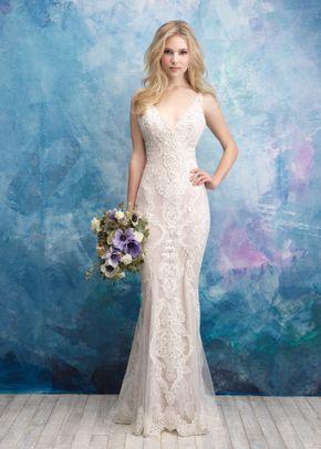 9571 , Allure Bridals
