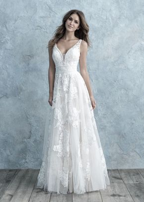 9657, Allure Bridals
