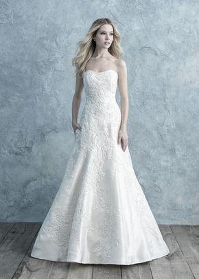 9675, Allure Bridals