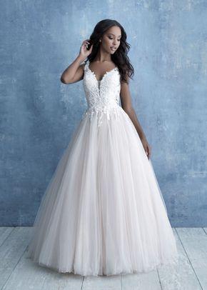 9703, Allure Bridals