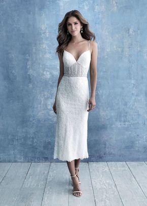 9707, Allure Bridals