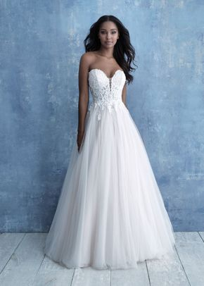 9715, Allure Bridals
