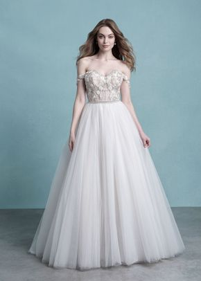 9755, Allure Bridals
