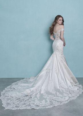 9774, Allure Bridals
