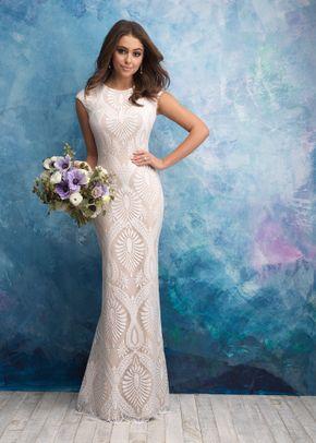M604, Allure Bridals