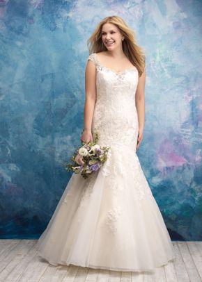 W433 , Allure Bridals