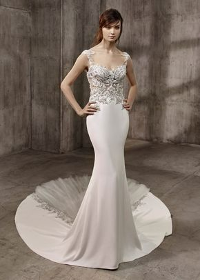 Asha , Badgley Mischka