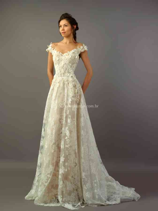 IV1245, Beside Couture By Gemy