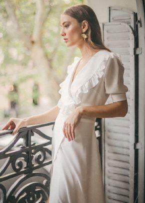 Jamie / Summer Skirt, Anna Campbell