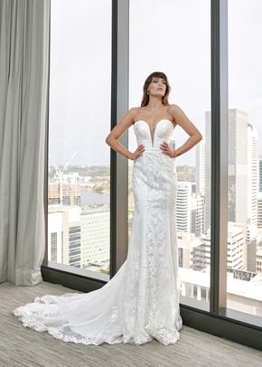 CZ2491, Cizzy Bridal Australia