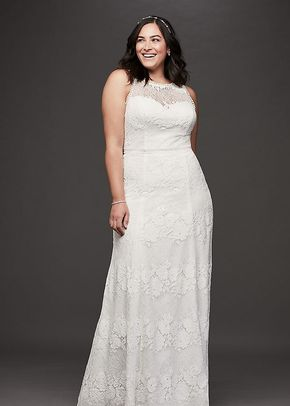 9WG3953, David's Bridal