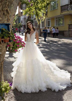 caramel, Dovita Bridal