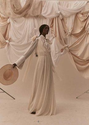 Vestido Inês + top Gola Simétrica, Emannuelle Junqueira